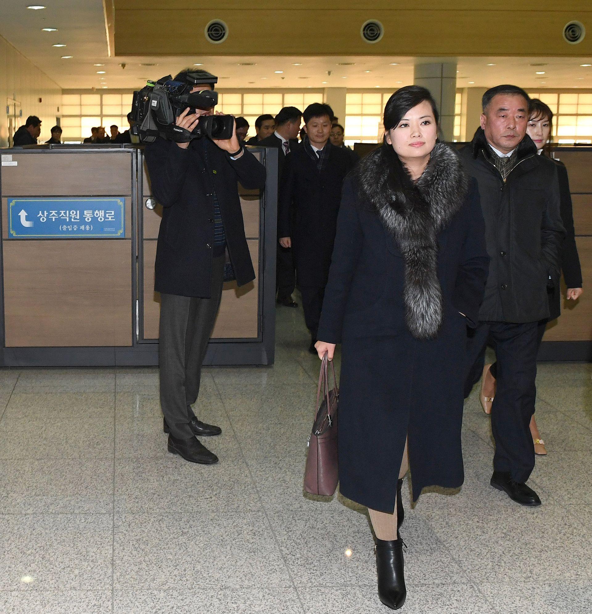 Sjevernokorejsko izaslanstvo u Seulu