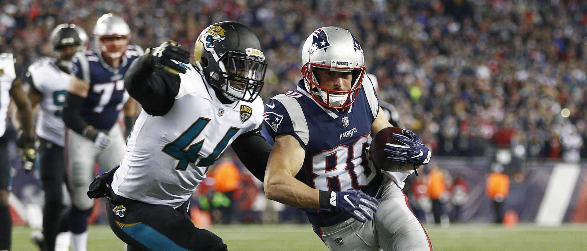 NFL Patriotsi protiv Eaglesa u Super Bowlu