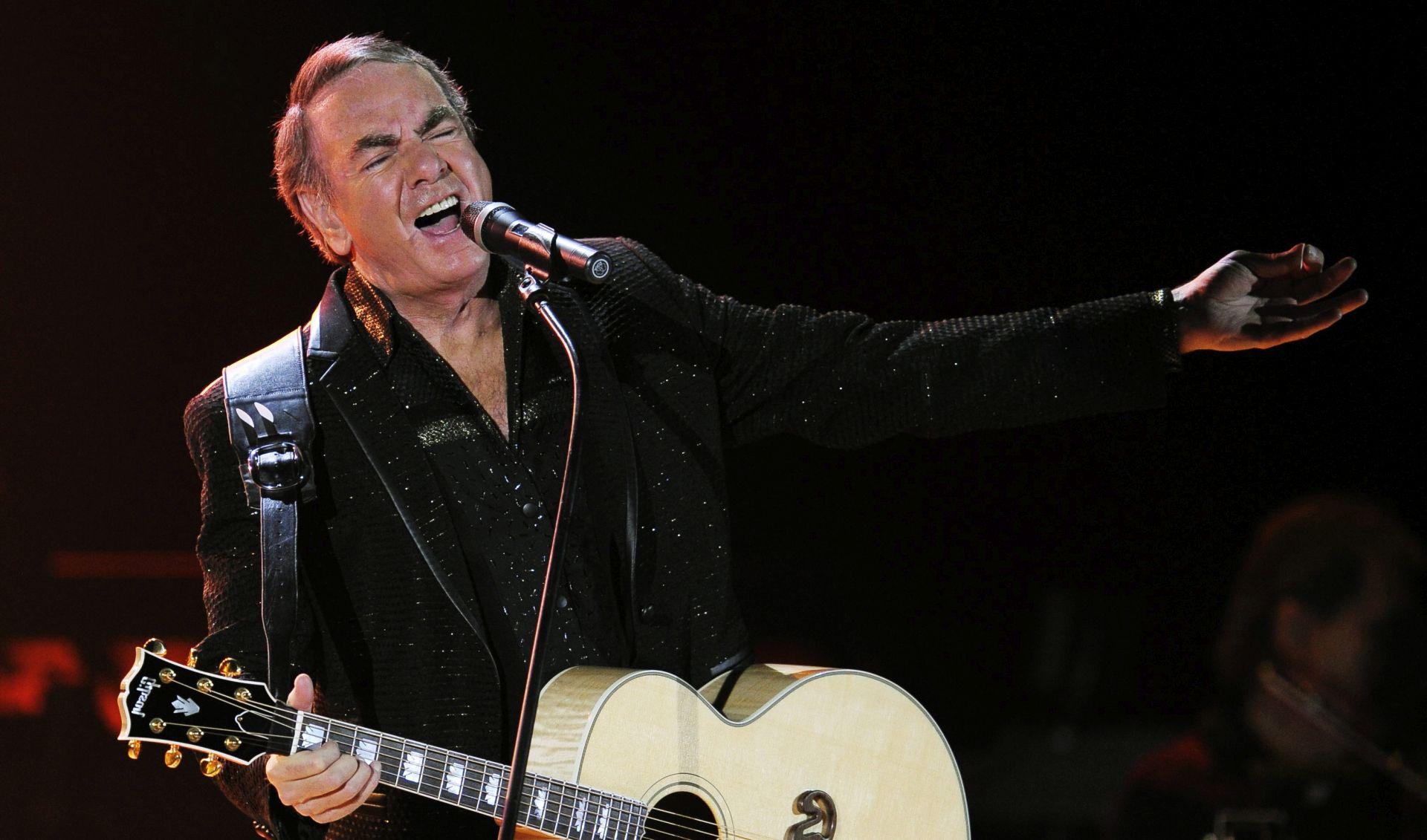 Neil Diamond otkazao koncerte zbog Parkinsonove bolesti
