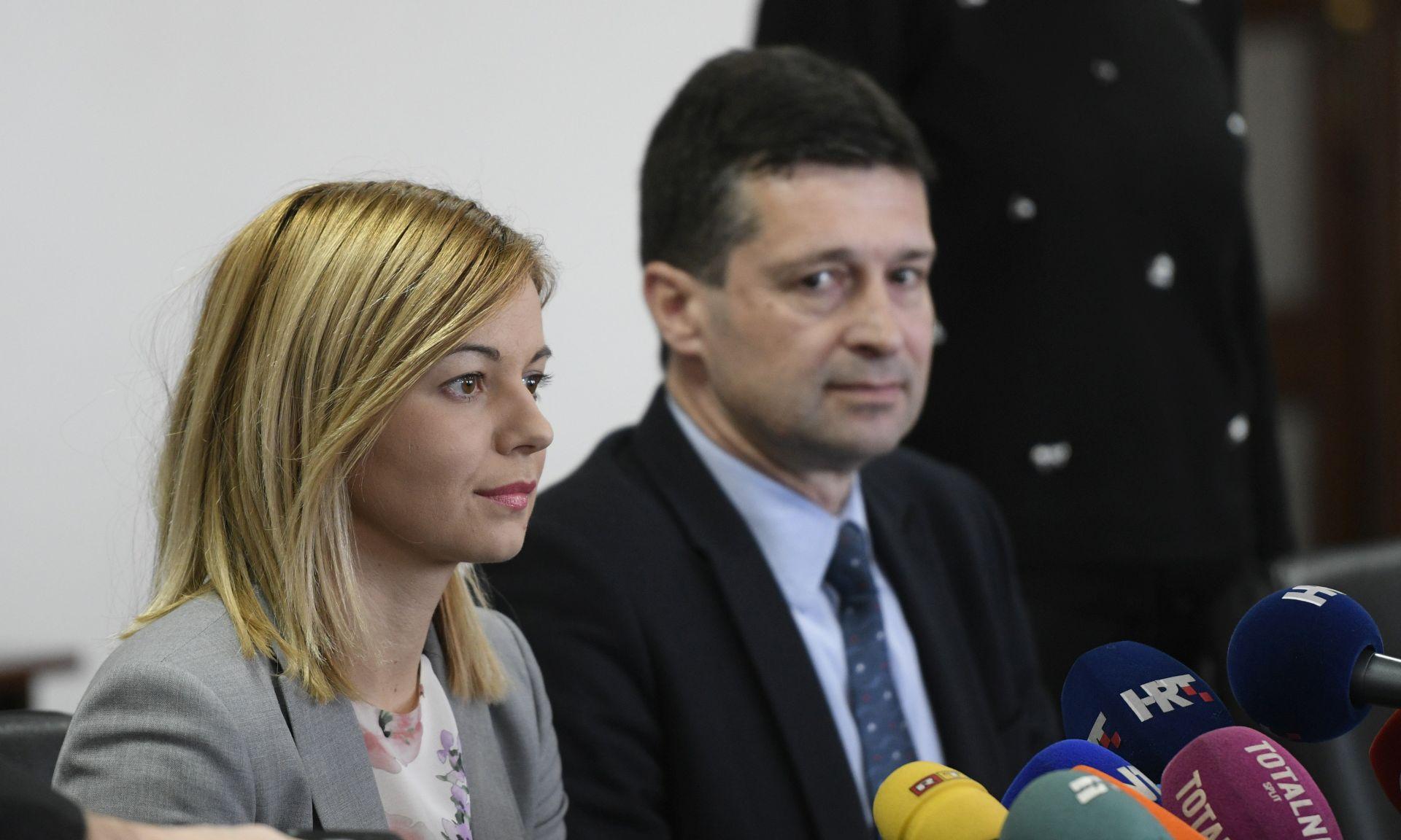 Evo tko će voditi Split u odstutnosti Krstulovića Opare