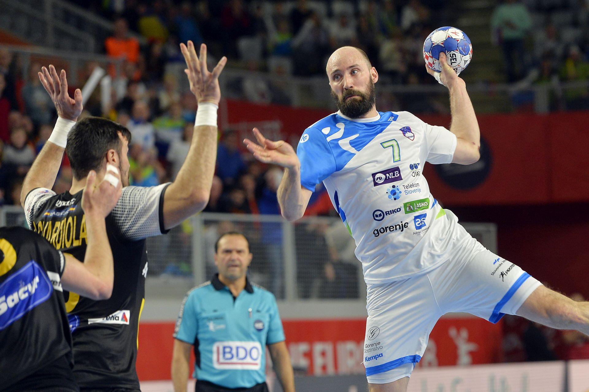 Slovenci pobijedili Španjolsku