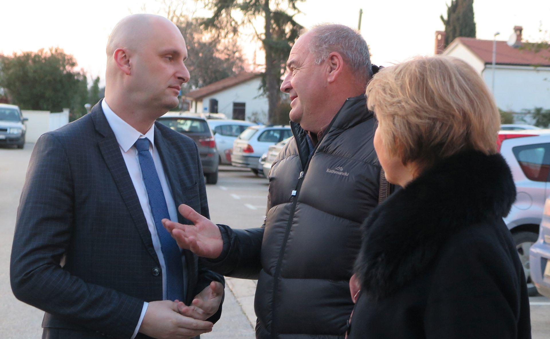 Tolušić posjetio savudrijske ribare