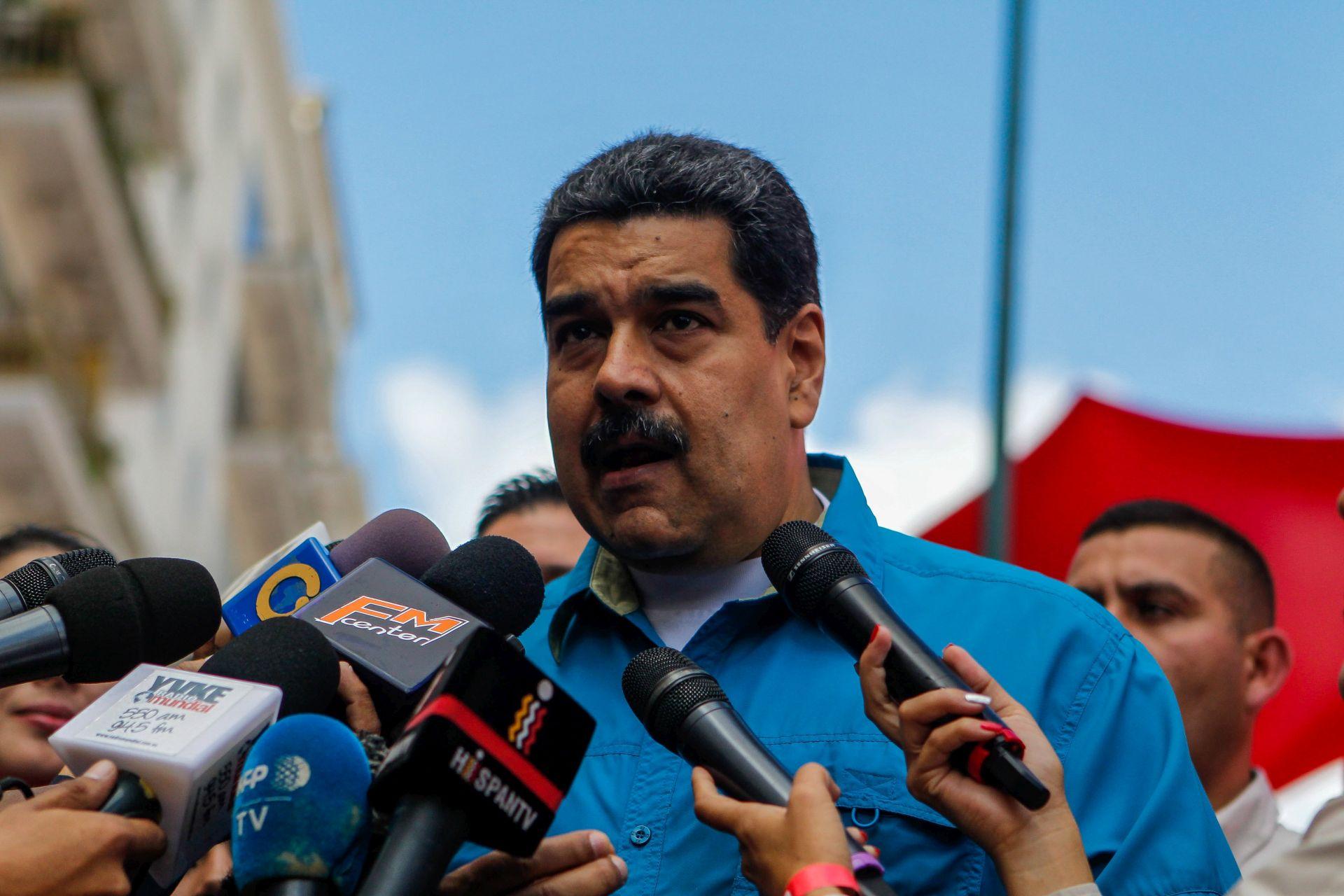 Maduro i službeno kandidat socijalista na izborima u Venezueli