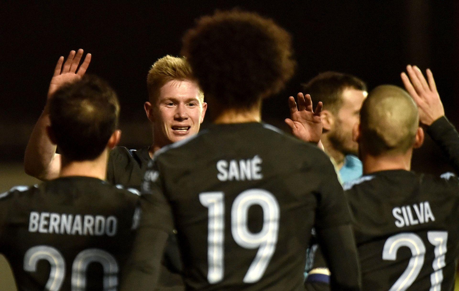 Man City u finalu Liga kupa