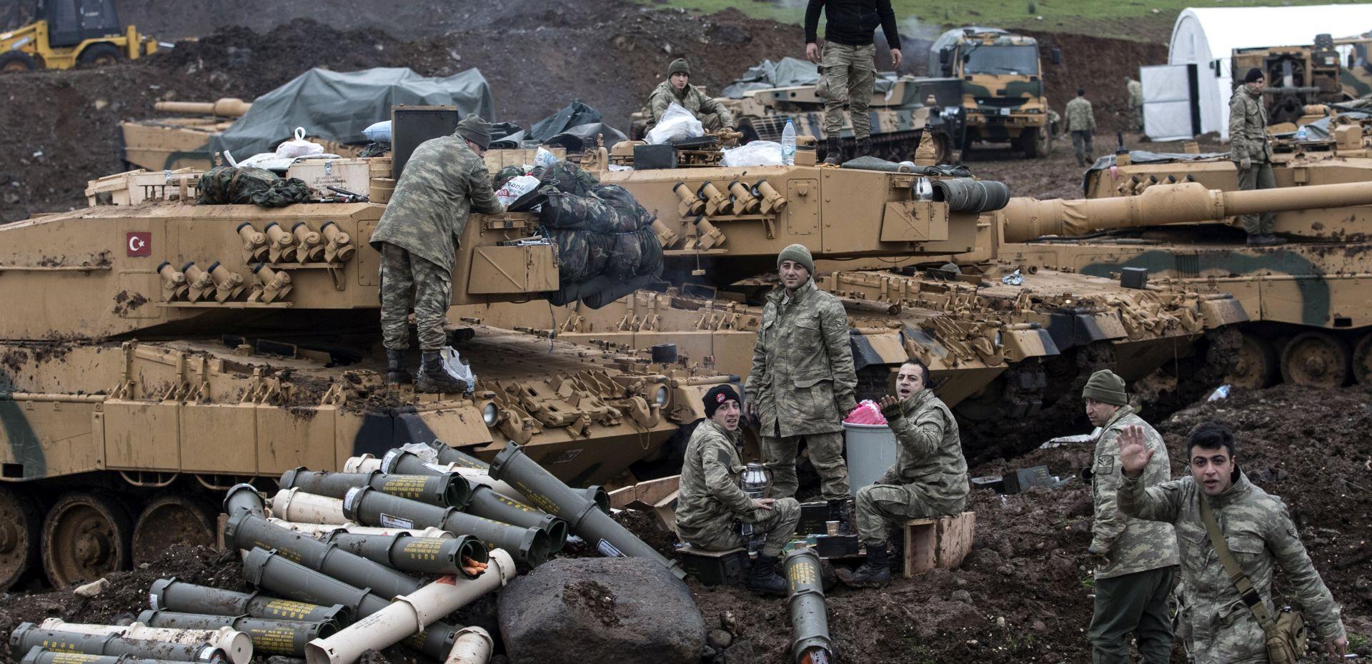 """TURSKA: """"Nikad nismo upotrijebili kemijsko oružje u Siriji"""""""