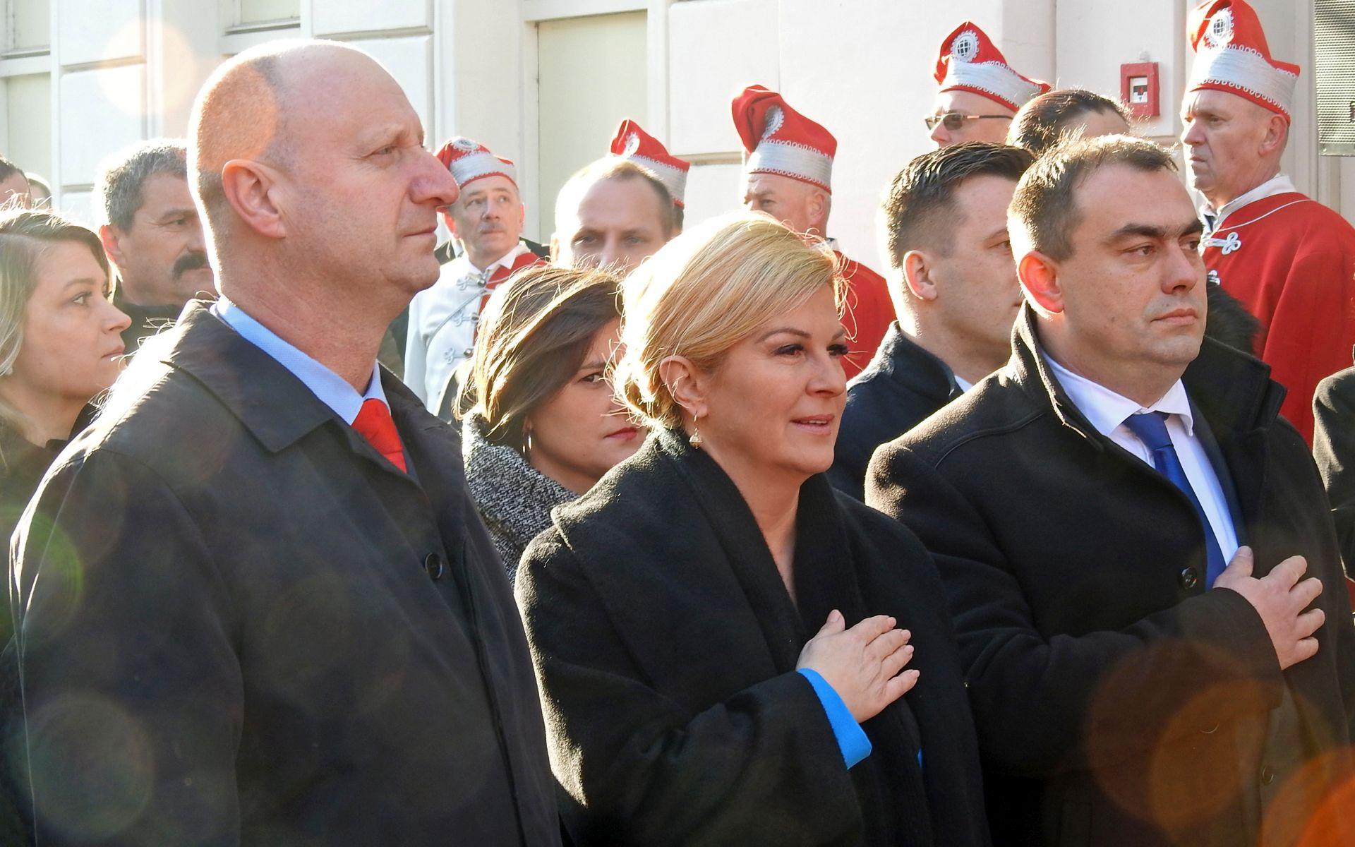 Predsjednica u Krapini ponovno kritizirala Vladu