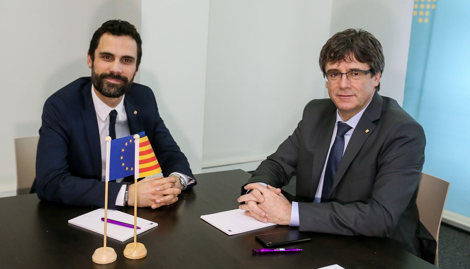 Ustavni sud onemogućio imenovanje Puigdemonta za predsjednika Katalonije