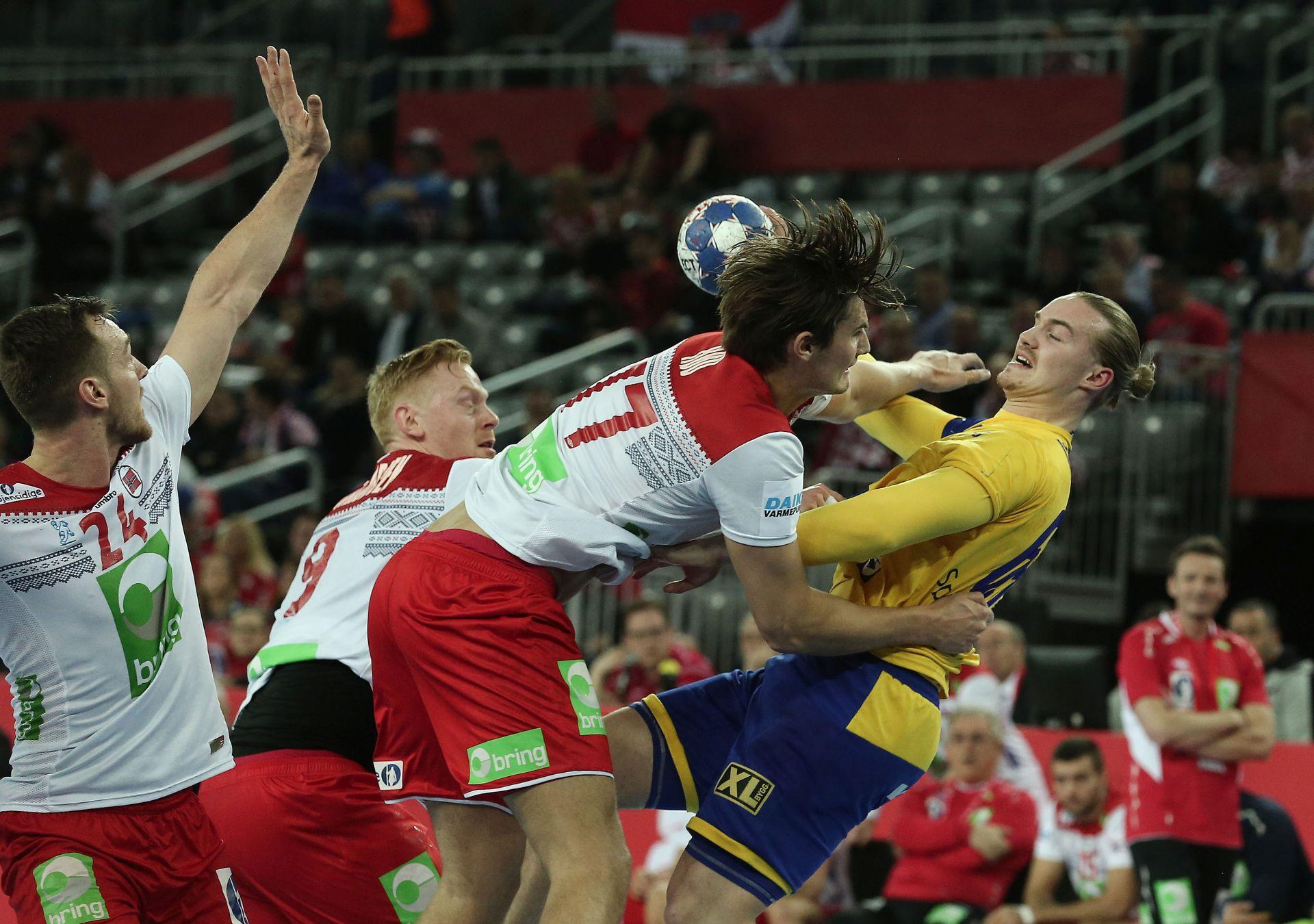 Norveška pobijedila Švedsku