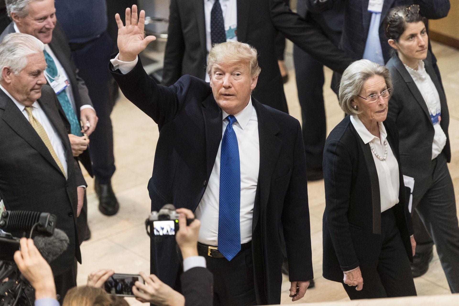TRUMP: Europska unija je jako, jako nepravedna prema Sjedinjenim Državama