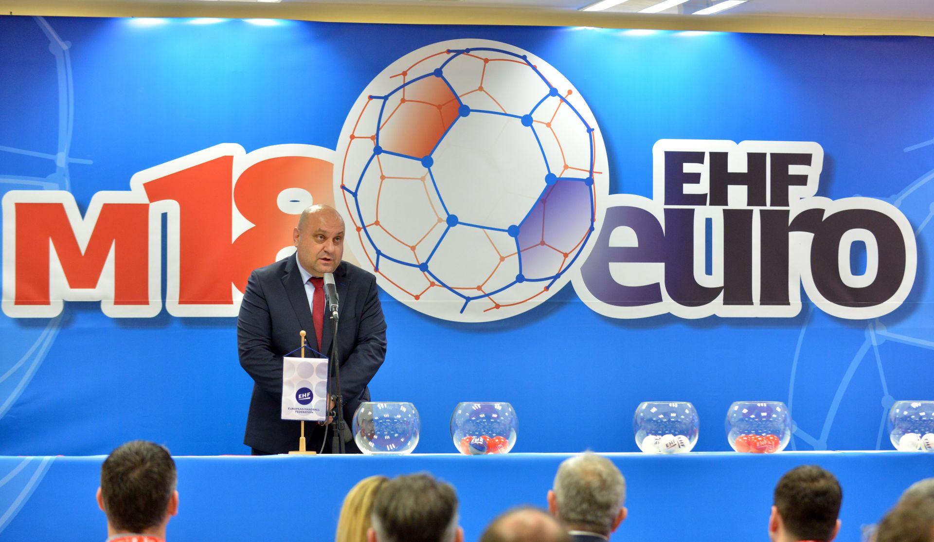 EHF pohvalio Hrvatsku kao domaćina