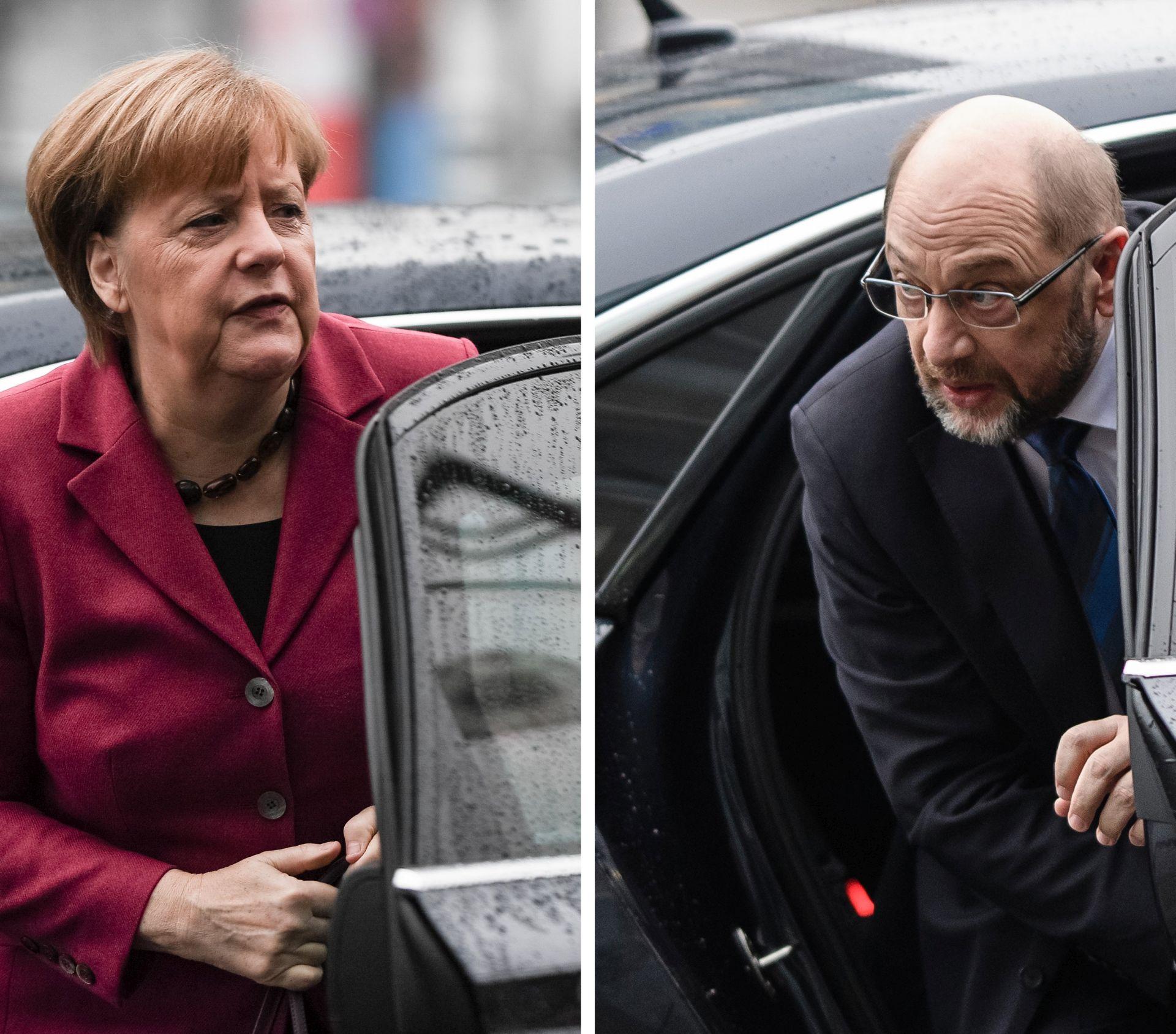 Pregovori CDU-a i SPD-a zapinju na radničkim pravima