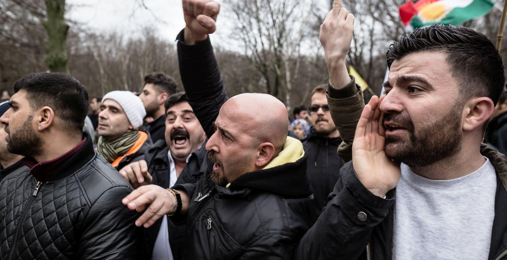 Sirijski Kurdi neće sudjelovati na konferenciji u Sočiju