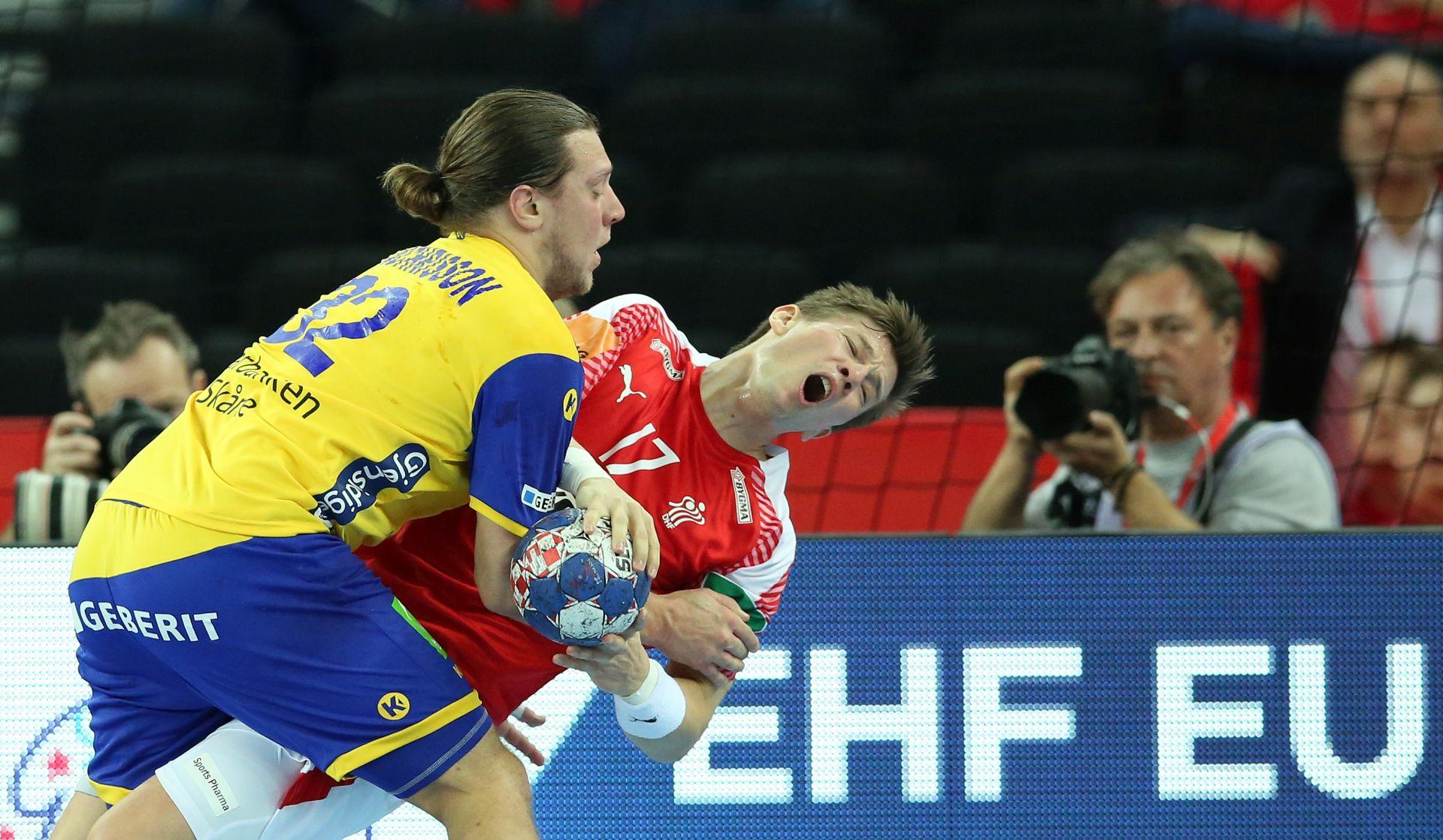 Nakon velike drame, finale Španjolska – Švedska