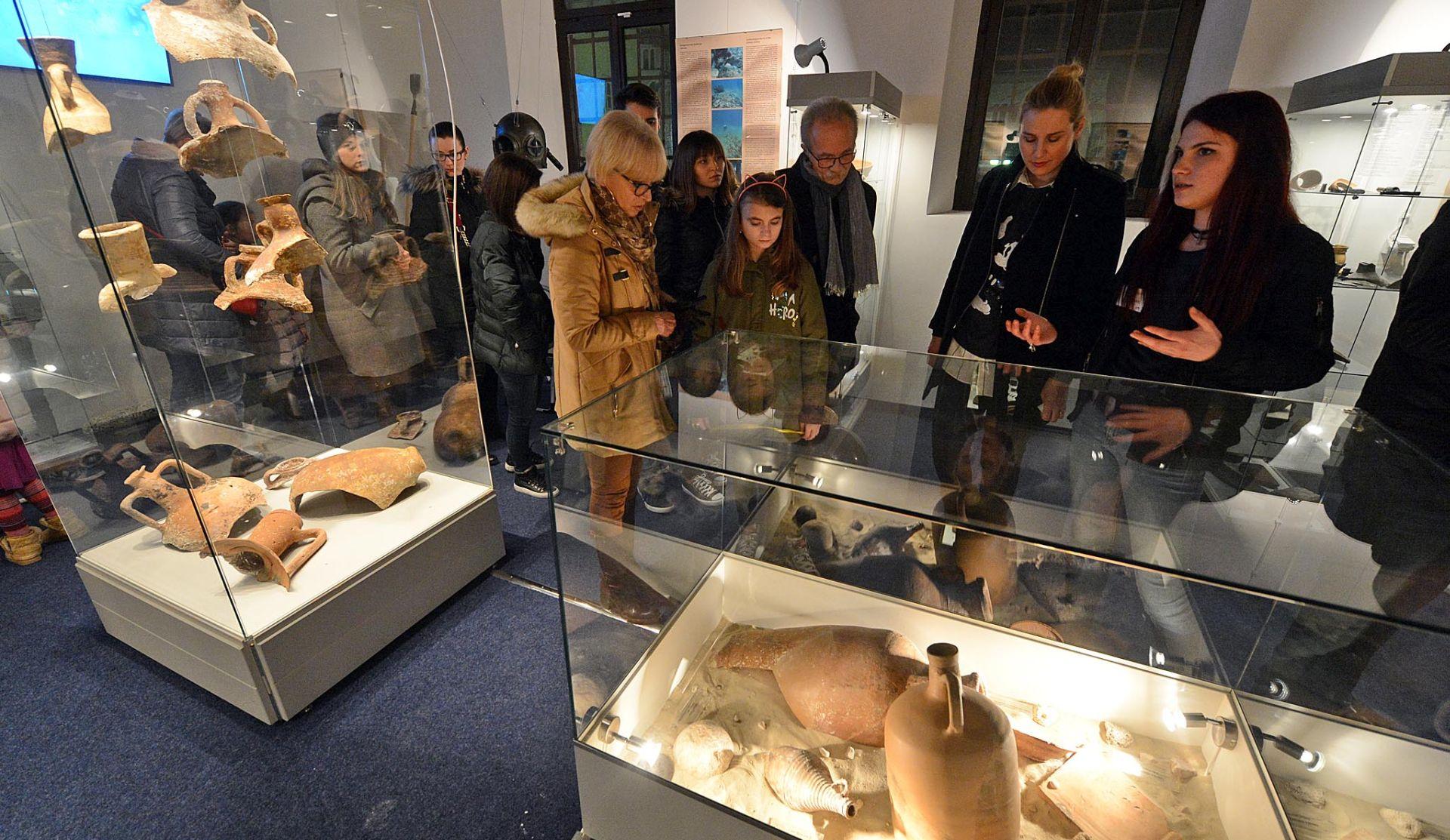 Noć muzeja posjetilo skoro 240 tisuća posjetitelja