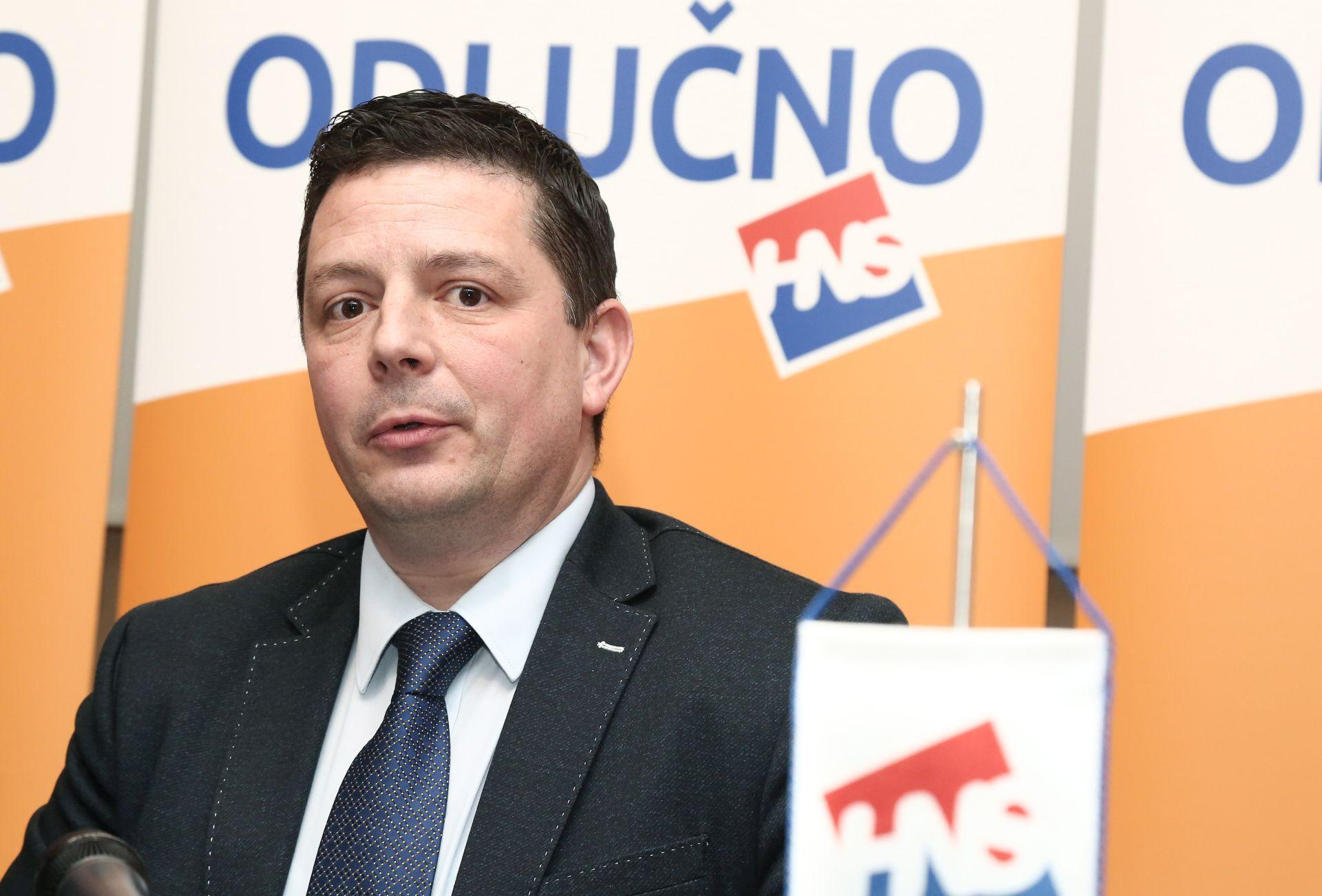 Tomislav Stojak predsjednik Središnjeg odbora HNS-a