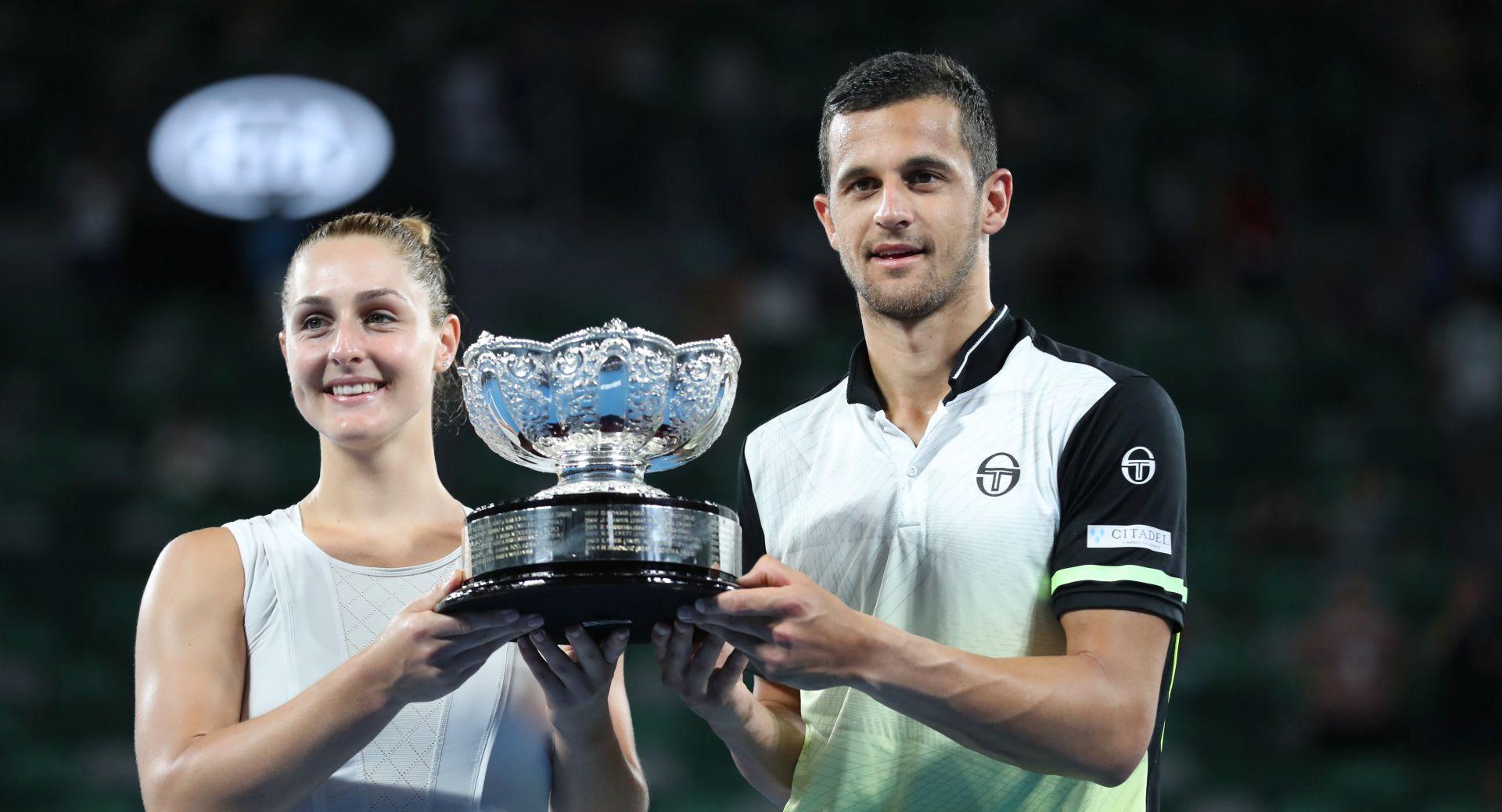 AUSTRALIAN OPEN Paviću trofej i u mješovitim parovima
