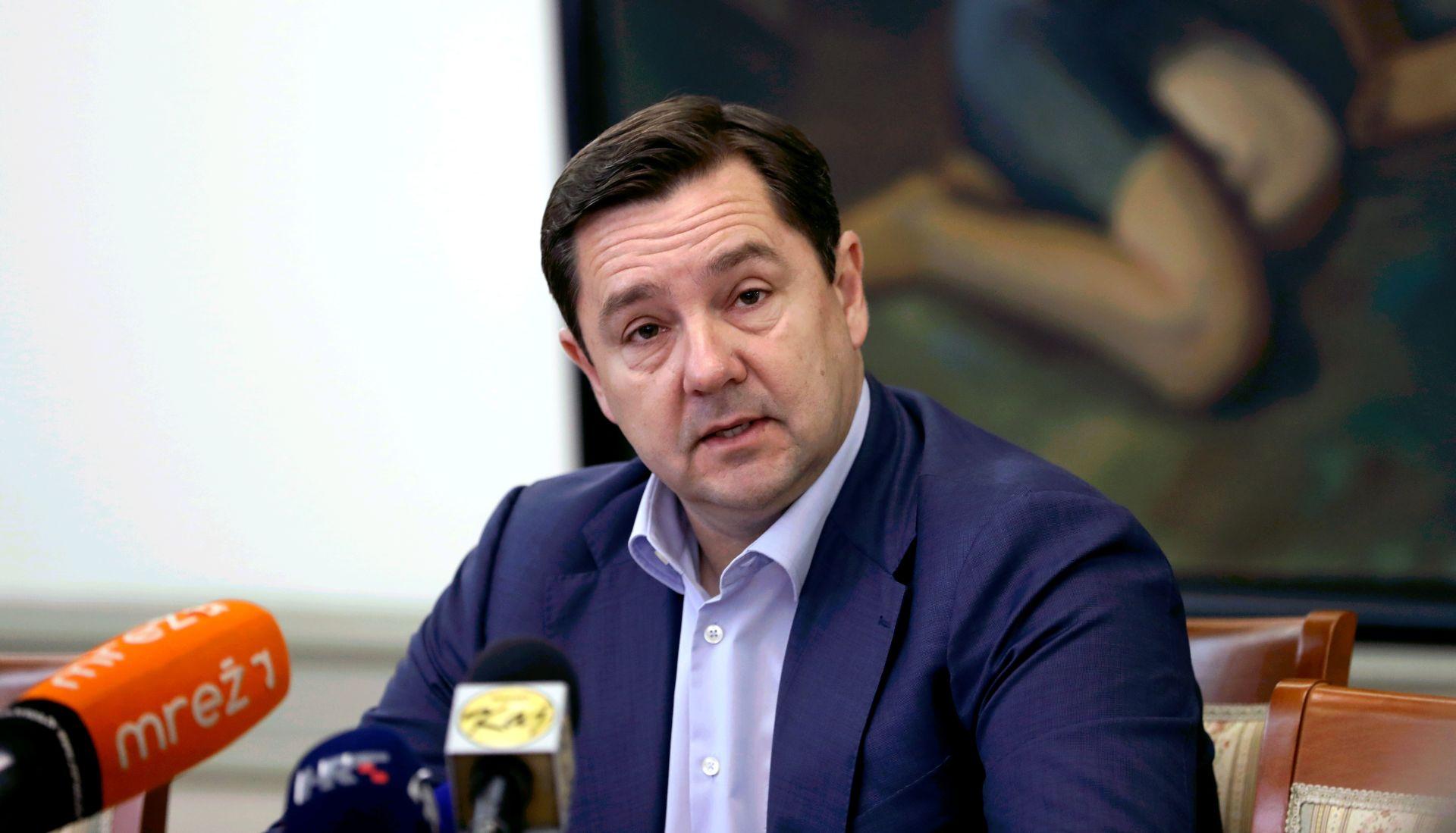 'HDZ protiv poskupljenja parkiranja u Zagrebu'