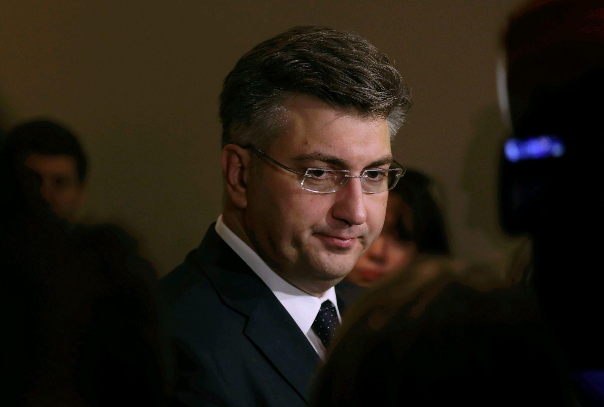 Plenković za danas sazvao sjednicu Vlade