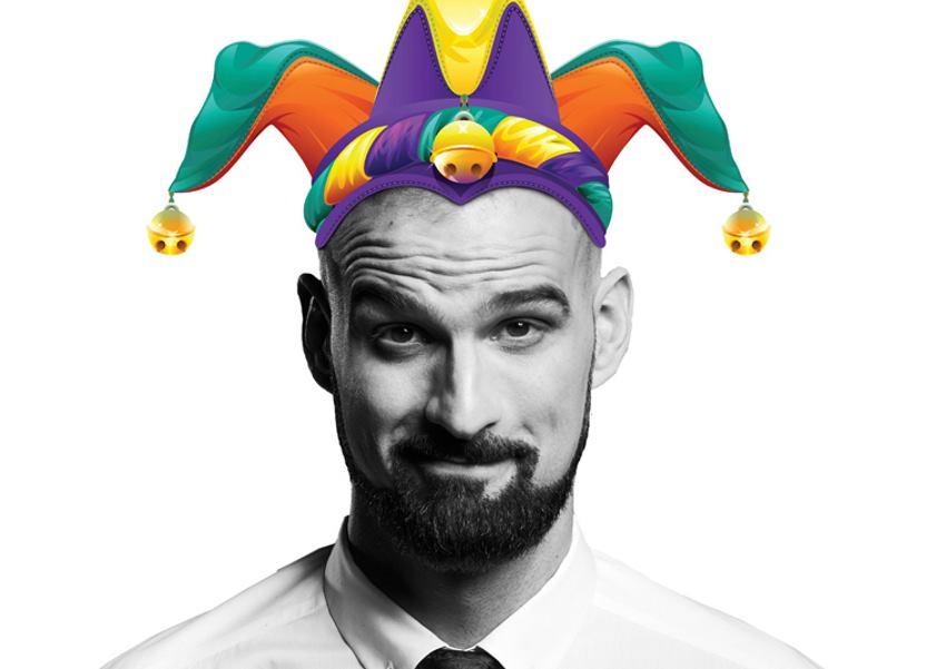 KD LISINSKI Stand-up komedija i ludi tulum pod maskama u veljači