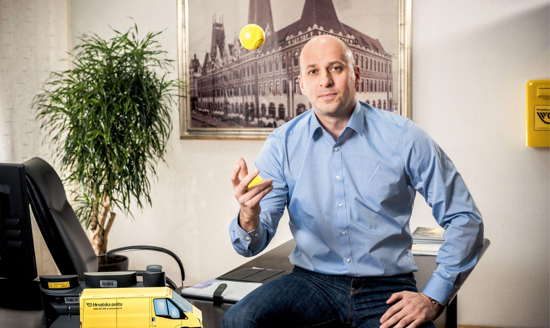 'Hrvatska pošta niskim cijenama ne uništava konkurenciju'