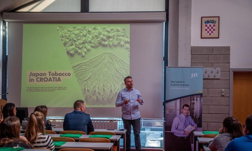 Tvrtka JT International Zagreb peti put nagrađena priznanjem Poslodavac Partner
