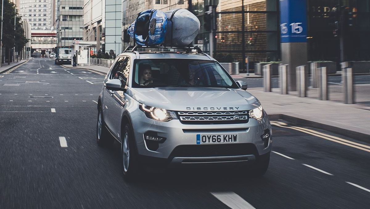 VIDEO: Urbani avanturist – Land Rover Discovery