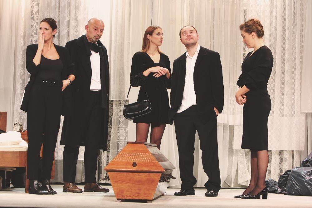 GDK GAVELLA Ludens teatar i predstava 'Sjećanje vode' gostuju u Zagrebu
