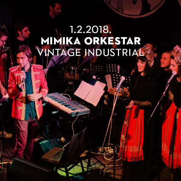 VIDEO: MIMIKA Veliki alter orkestar donosi fuziju jazza, etna i elektro utjecaja
