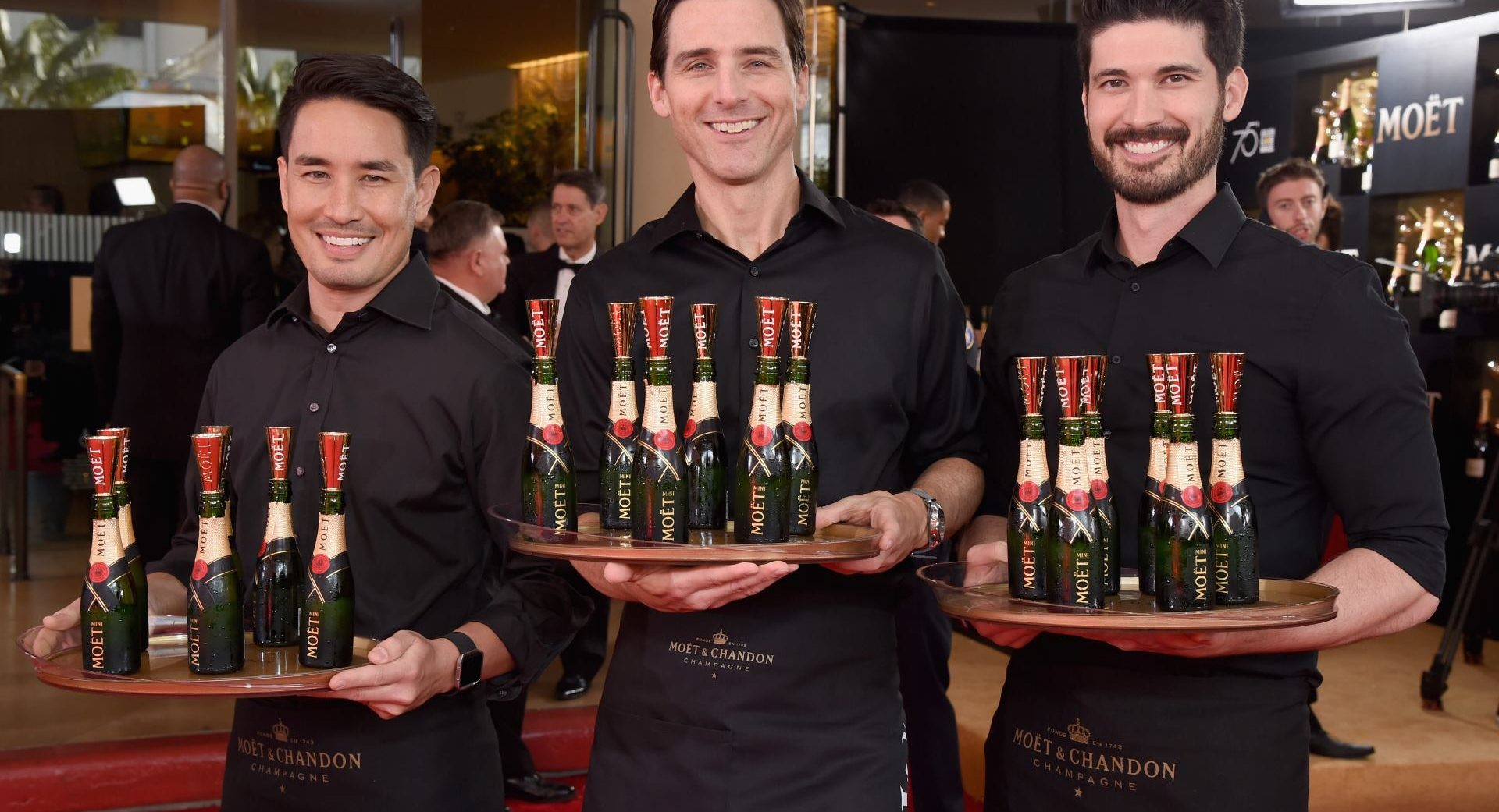 FOTO: Moët & Chandon obilježio 27. obljetnicu kao službeni šampanjac Zlatnog globusa
