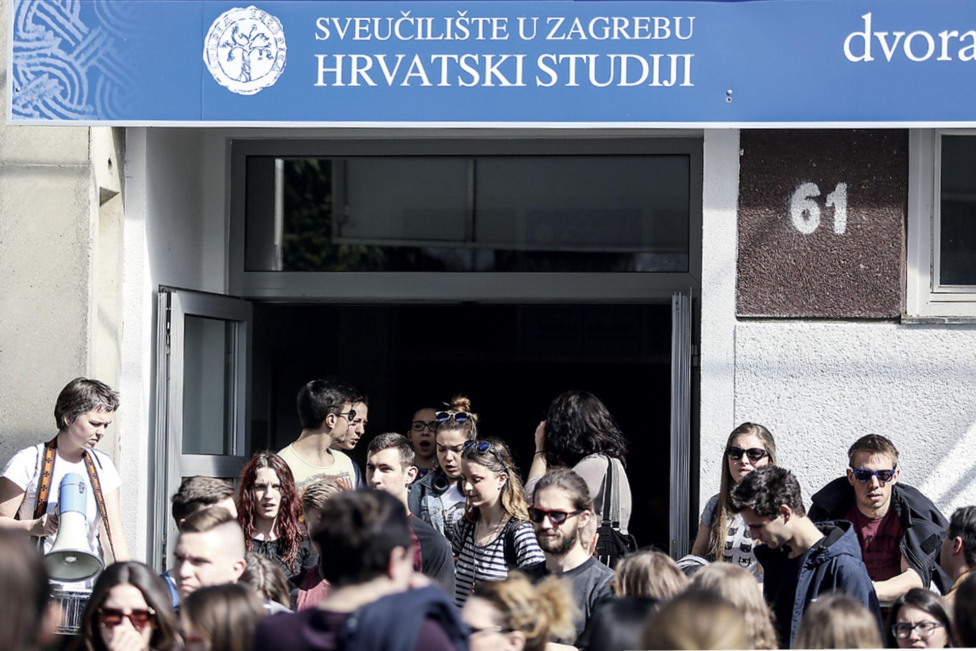 Borasa prozivaju da nakon ukidanja autonomije želi ugasiti Hrvatske studije