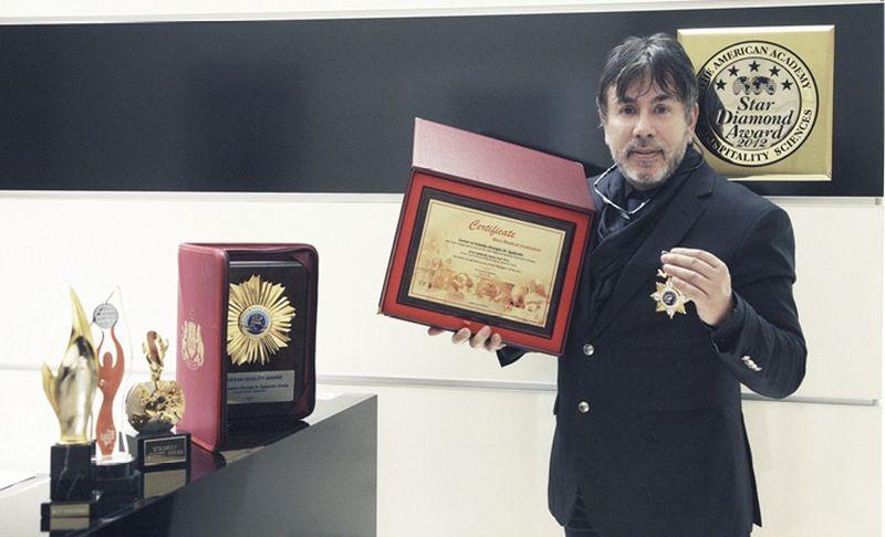 Zoran Žgaljardić dobio prestižnu nagradu u  gradskoj vijećnici u Oxfordu