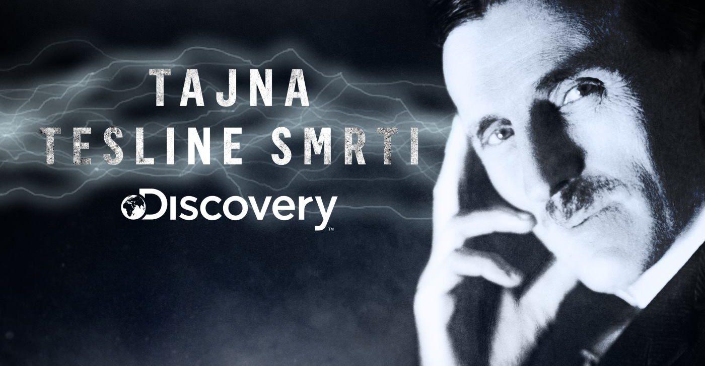 TAJNA TESLINE SMRTI Nove serija Discovery Channela počinje s prikazivanjem