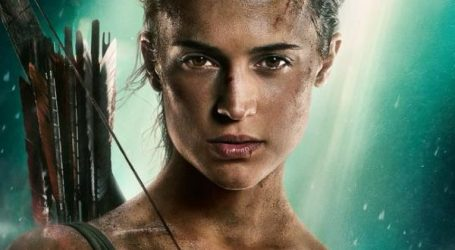 FOTO: Najave i trening video za remake filma 'Tomb Raider'