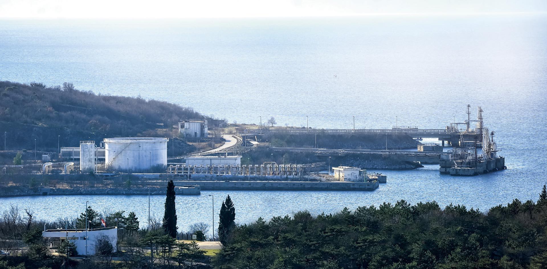 Luksemburška tvrtka potkopava izgradnju LNG terminala