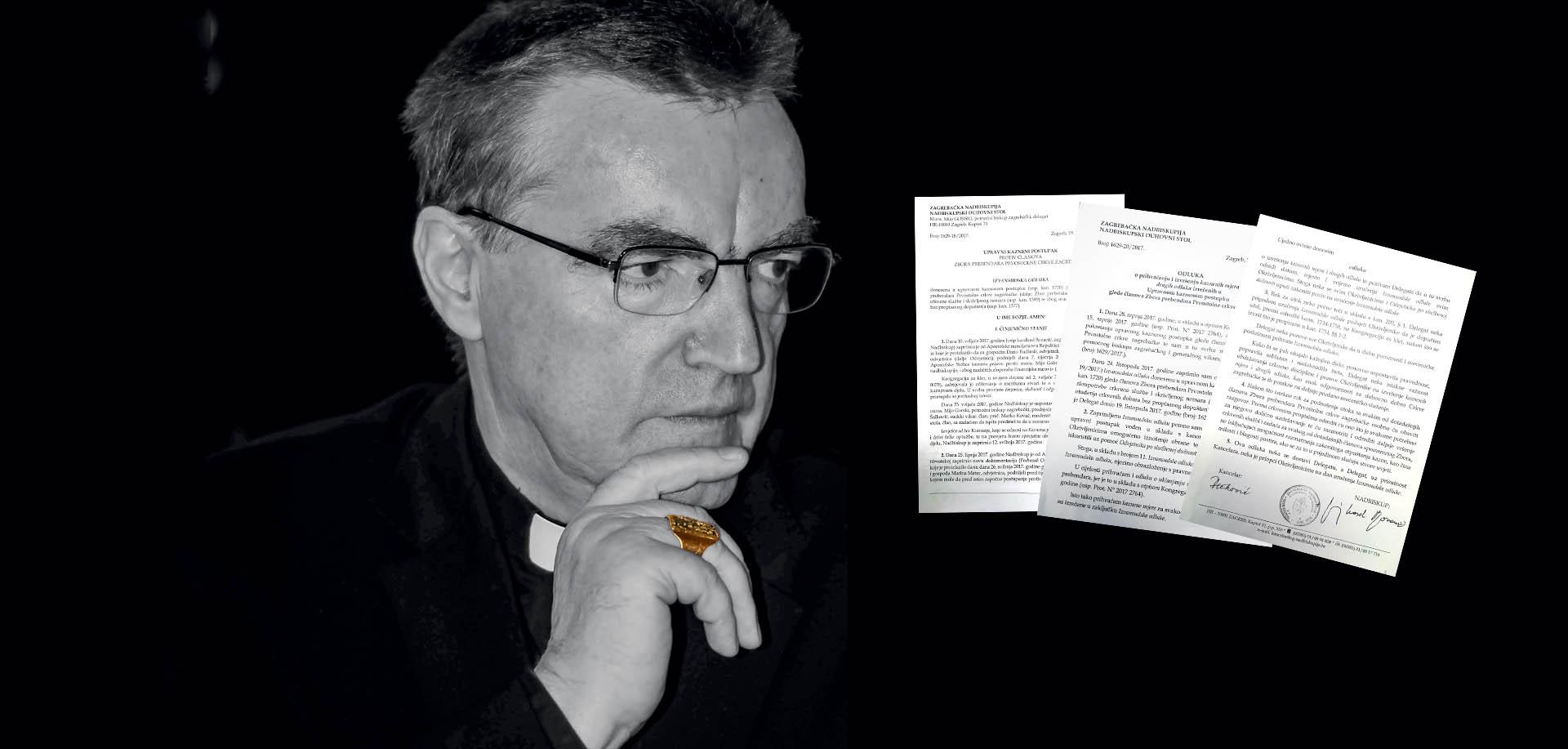 EKSKLUZIVNI DOKUMENTI Gdje je nestalo 50 MILIJUNA kaptolskih eura