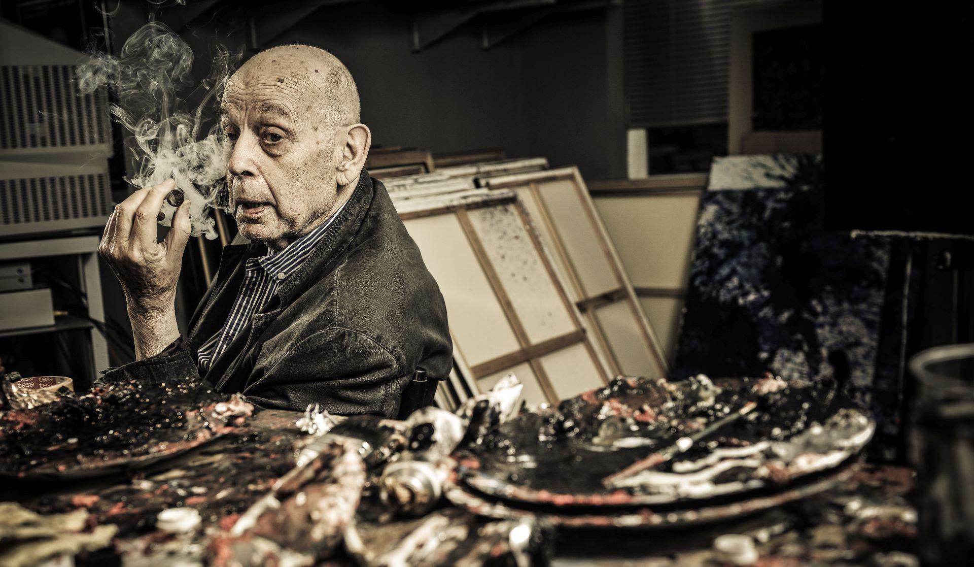 Odlazak velikog umjetnika Željka Senečića kojem je život bio samo dim cigare