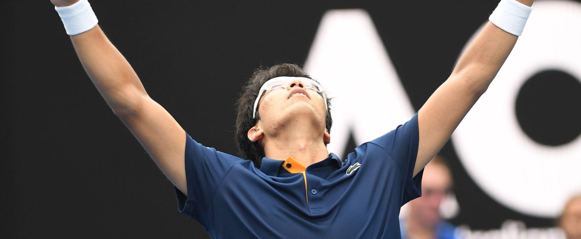 Australian Open: Korejac Chung izbacio Alexandera Zvereva