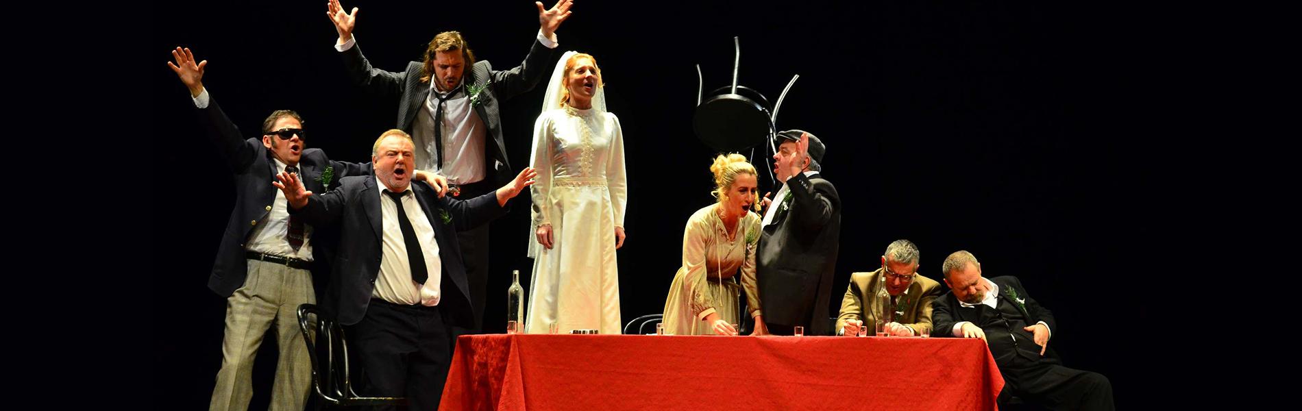 FOTO: Kazalište Komedija najavljuje 50. izvedbu predstave 'Bljesak zlatnog zuba'