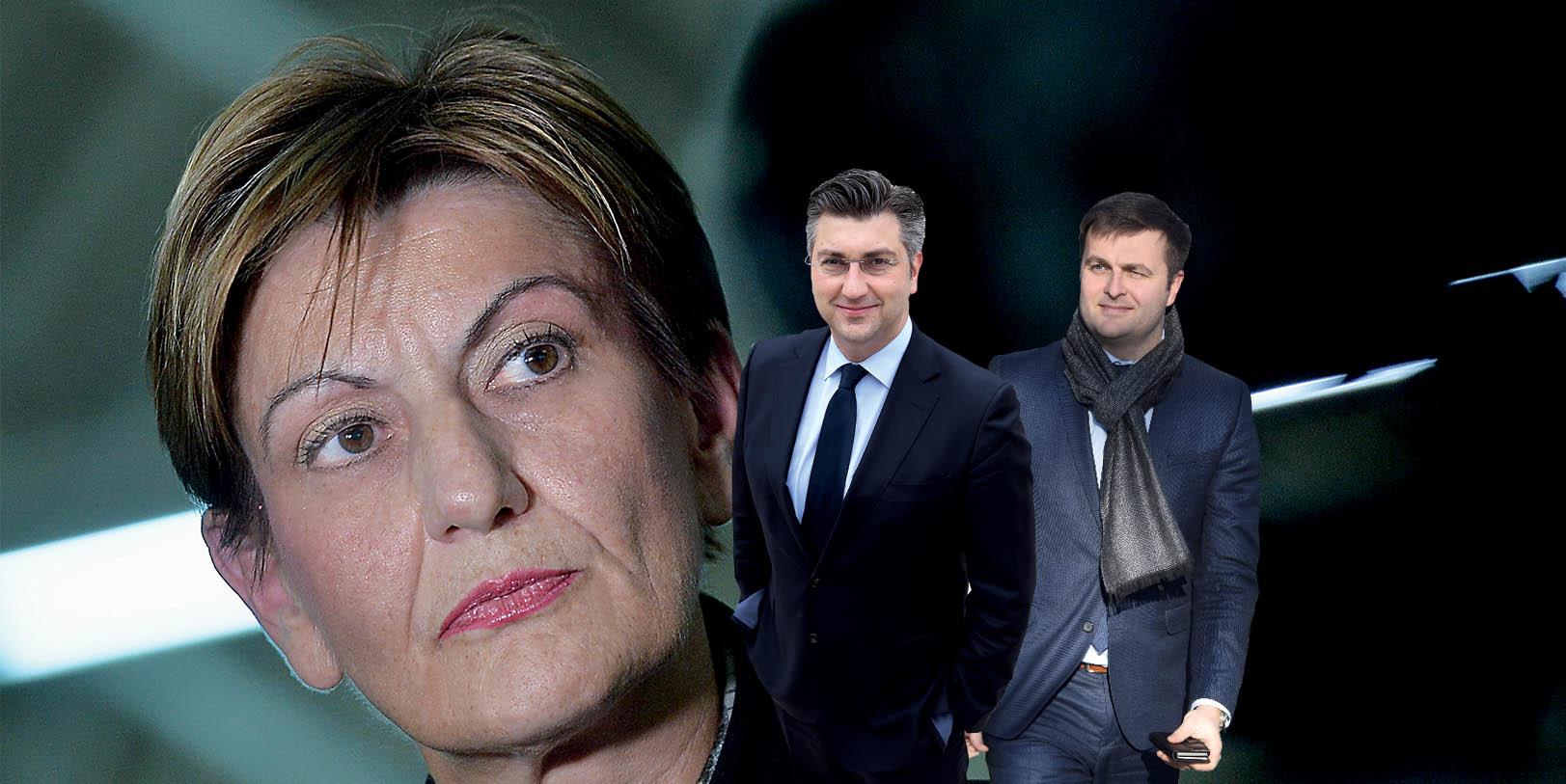 EKSKLUZIVNO Što su Dalić i Ćorić radili na sastanku s predstavnicima MOL-a