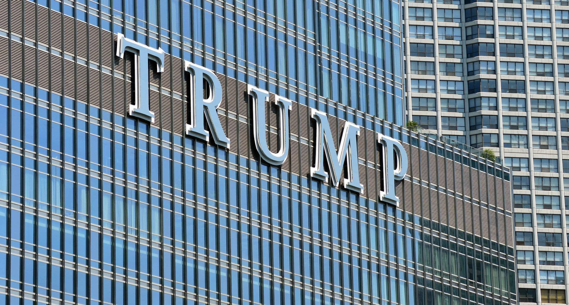 Gori Trumpov toranj u New Yorku