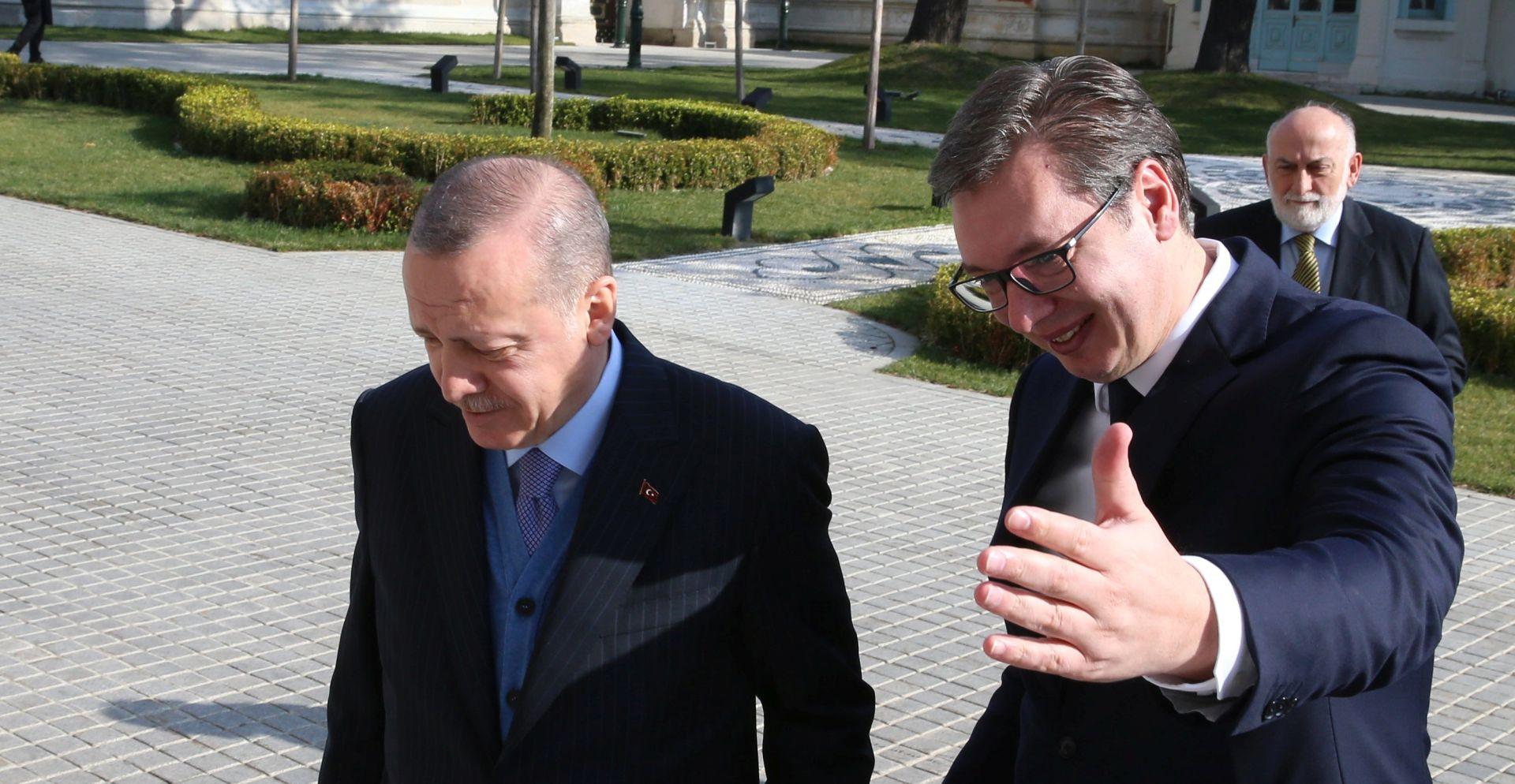 """VUČIĆ NAKON ERDOGANA: """"Mir i stabilnost moraju biti sačuvani"""""""