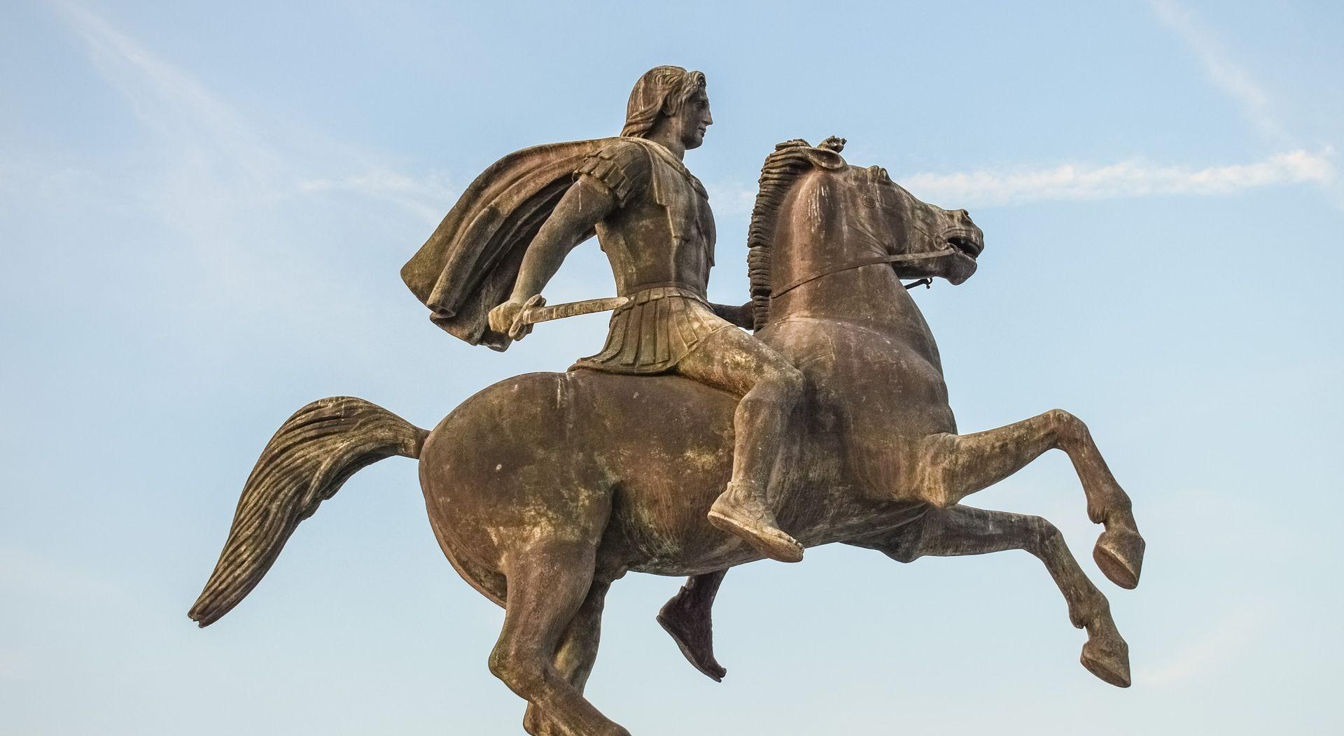 Doba kada se Grci još nisu smatrali vladarima Makedonije