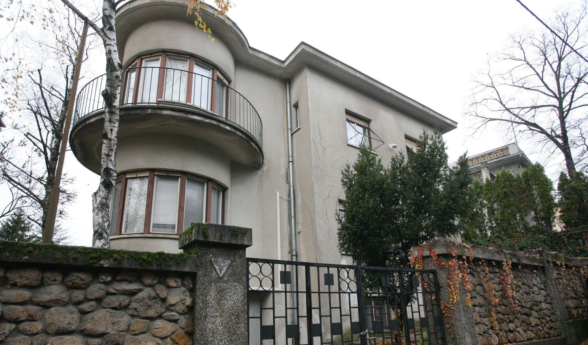 Država prodaje 12 nekretnina, među njima i vilu u Grškovićevoj