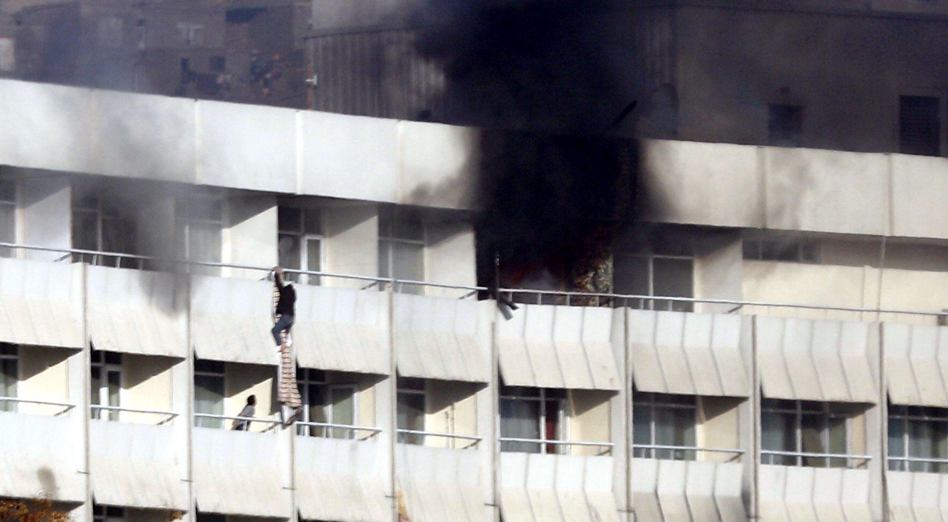 AFGANISTAN Najmanje 19 ubijenih u napadu na kabulski hotel