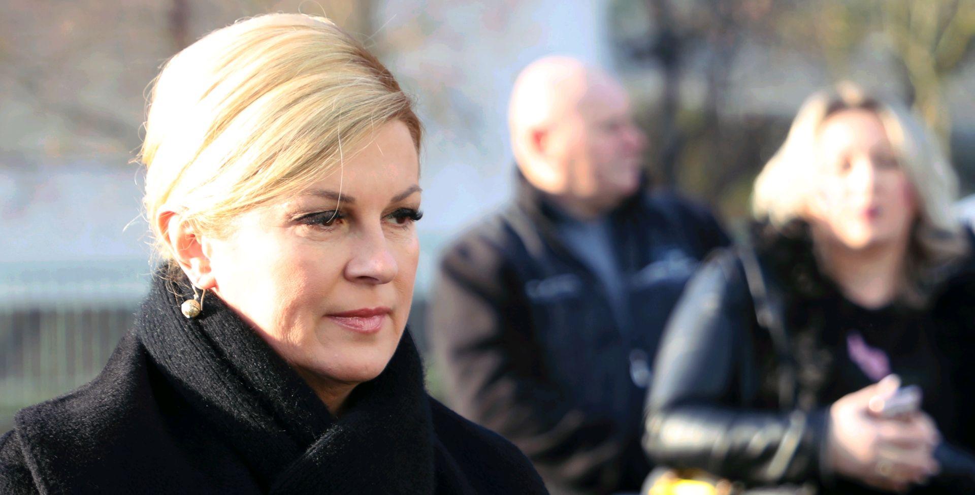 Sućut predsjednice zbog smrti Hanžekovića