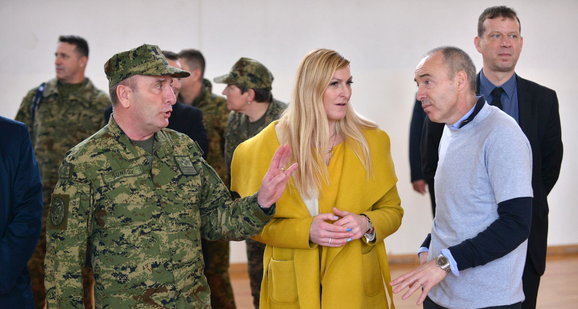 KRSTIČEVIĆ: Vojnik mora biti aktivan da bi bio spreman za zahtjeve vojne službe