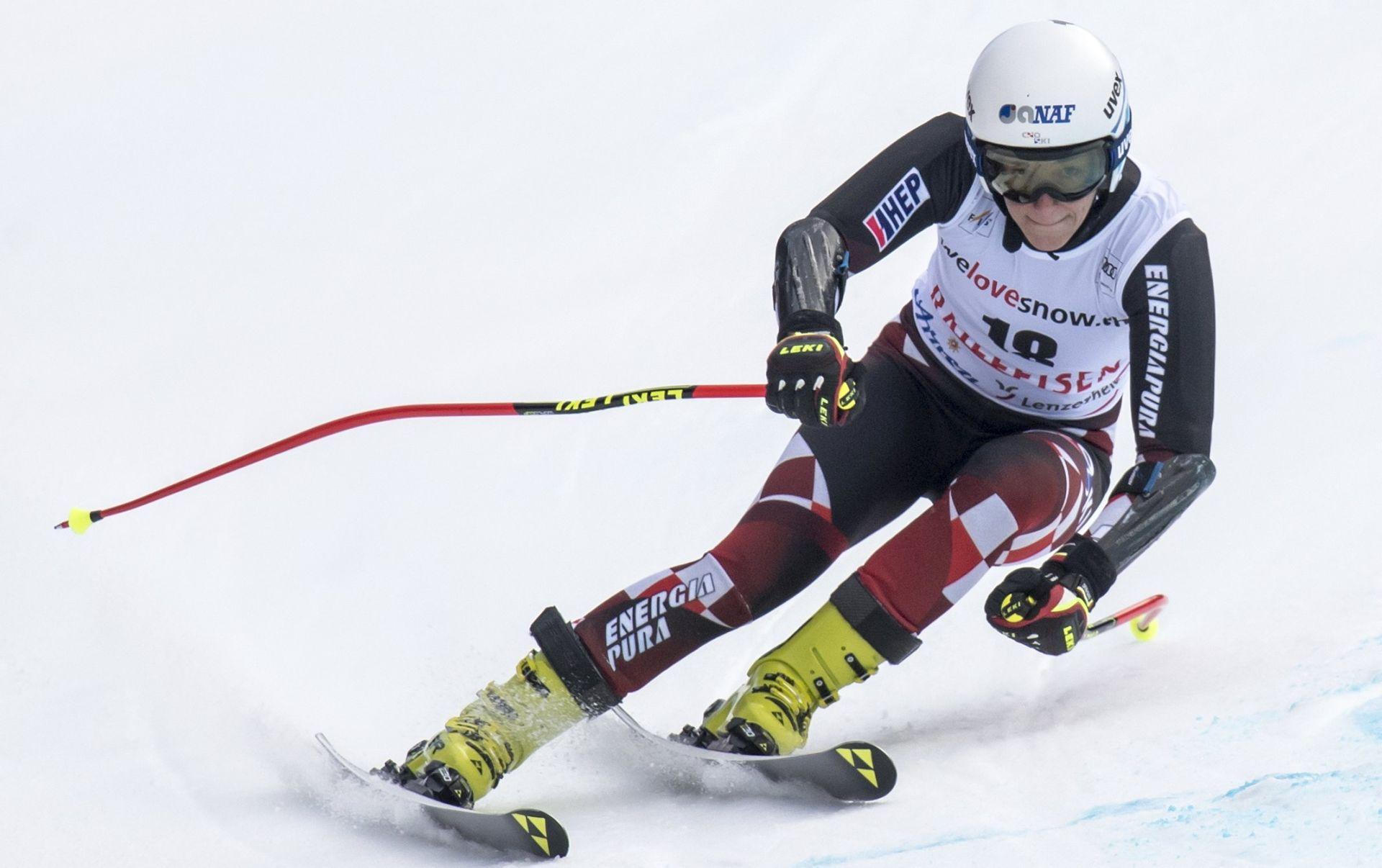 Lenzerheide, kombinacija (ž): Pobjeda Švicarke Holdener, prvi bodovi za Popović