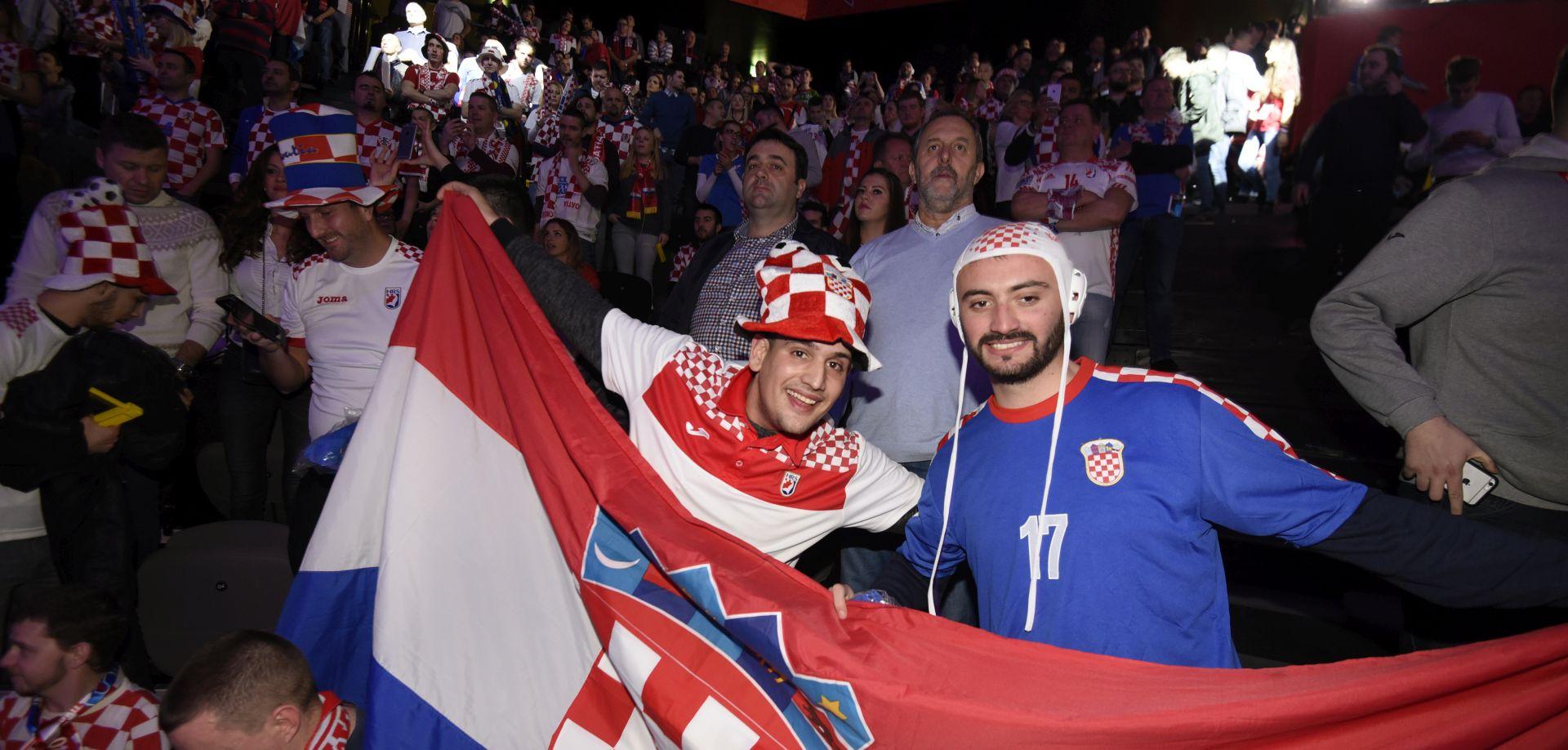 MUP: Utakmica Hrvatska-Srbija bez ikakvih izgreda