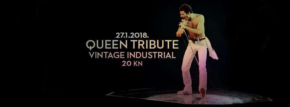 Koncert Queen Tribute benda – 'Break Free'