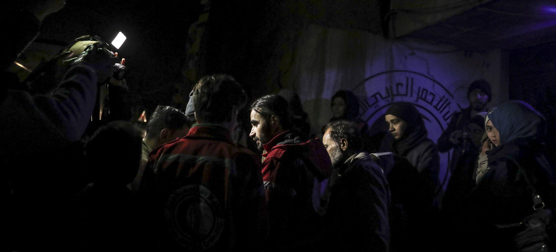 SIRIJA U zračnim napadima na Istočnu Gutu ubijeno 17 civila